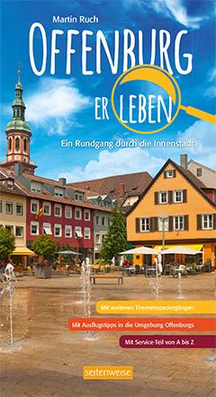 Cover Stadtführer Offenburg